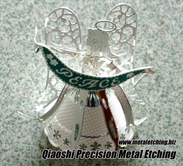 Metal Etching, Angel