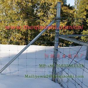 治沙工程网围栏